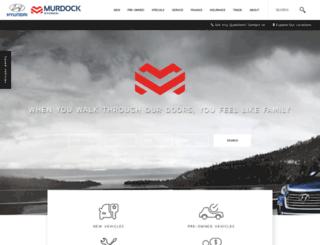 murdockhyundai.com screenshot