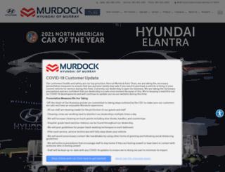 murdockhyundaislc.com screenshot
