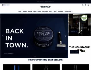 murdocklondon.com screenshot