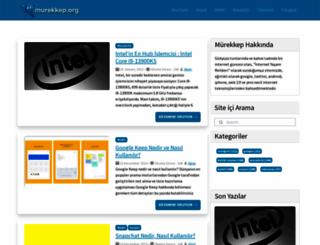 murekkep.org screenshot