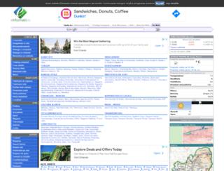 mures.einformatii.ro screenshot