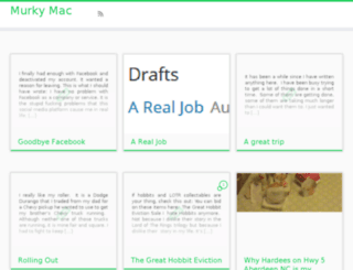 murkymac.com screenshot