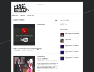 murphcorp.tv screenshot