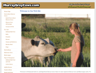 murraygreycows.com screenshot