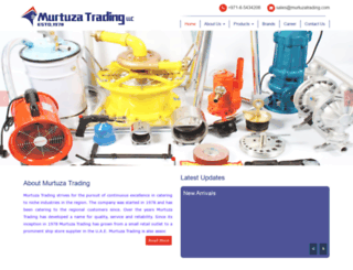 murtuzatrading.com screenshot