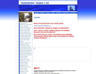 murumuna.onepagefree.com screenshot