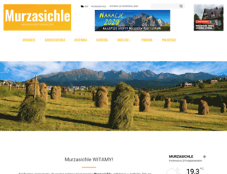 murzasichle.info screenshot