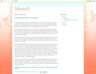 musasfc.blogspot.com.br screenshot