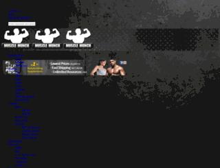 muscle-munch.com screenshot