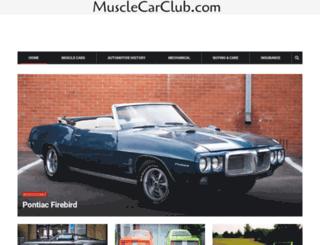 musclecars365.com screenshot