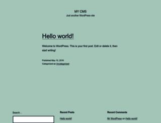 muscledevelop.pro screenshot