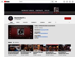 musclevideo.de screenshot