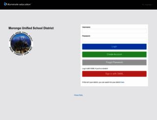musd.illuminatehc.com screenshot