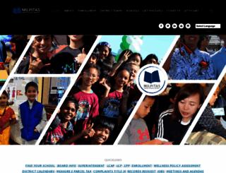 musd.org screenshot