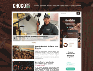 musee-du-chocolat.net screenshot