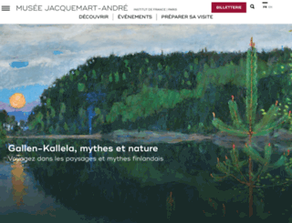 musee-jacquemart-andre.com screenshot