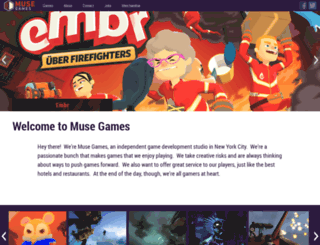 musegames.com screenshot