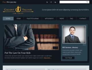 musegrid-galant-valour.businesscatalyst.com screenshot