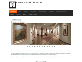 museodarte.org screenshot