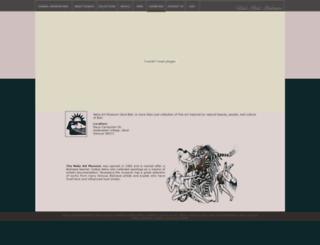 museumneka.com screenshot