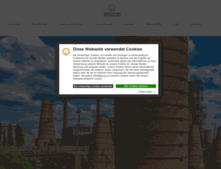 museumspark.de screenshot
