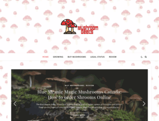 mushroomgeeks.com screenshot