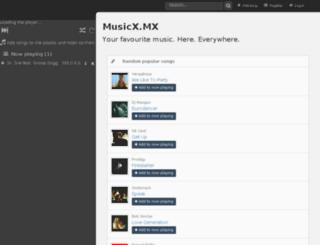 music-core.net screenshot