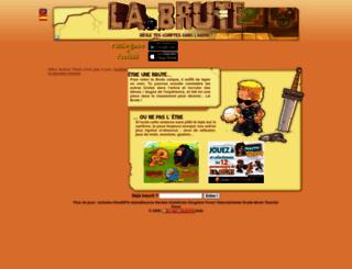 music-enceinte.labrute.fr screenshot