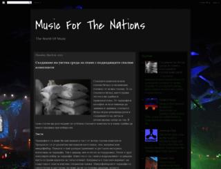 music-for-the-nations.blogspot.com screenshot