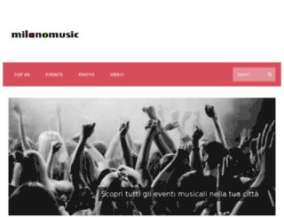 music-generation.it screenshot