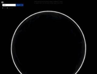 music-globe.jtp.io screenshot