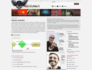 music-illuminati.com screenshot