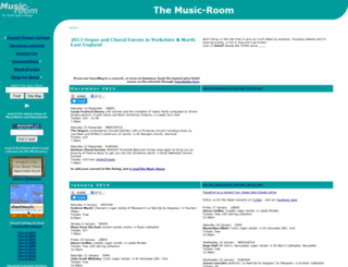 music-room.freewebspace.com screenshot