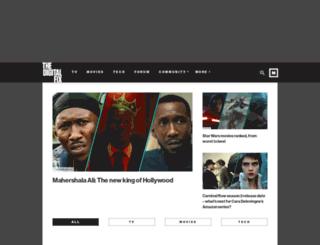 music.thedigitalfix.com screenshot