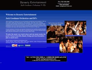 music2dance2.com screenshot