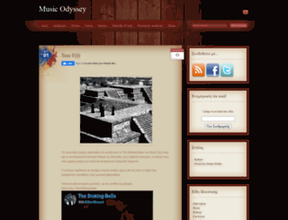 music4odyssey.blogspot.com screenshot