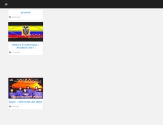 musica.dlcv500.com screenshot