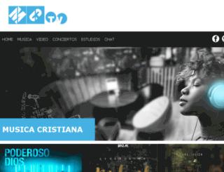 musicacristiana-tv.com screenshot