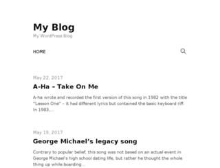 musicadelos80s.com screenshot