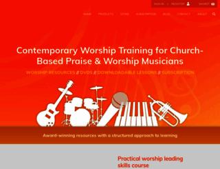 musicademy.com screenshot