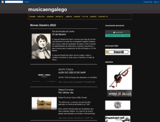 musicaengalego.blogspot.com screenshot