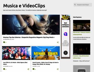 musicaevideoclips.blogspot.com screenshot