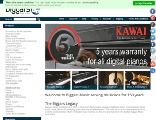 musical-instrumentsuk.co.uk screenshot