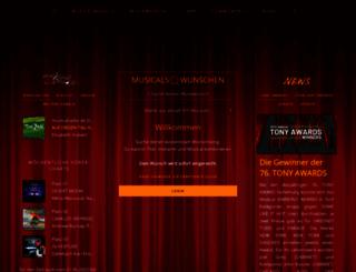 musicalradio.de screenshot