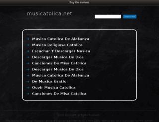 musicatolica.net screenshot