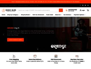 musicbliss.com.my screenshot
