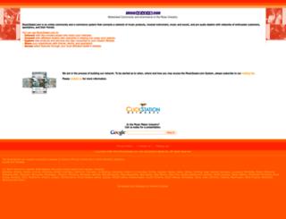 musicdealer.com screenshot