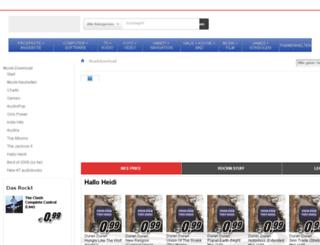 musicdownloadtest.saturn.de screenshot