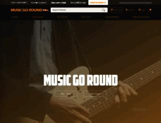 musicgoround.com screenshot