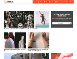 musician.viralnova.com screenshot